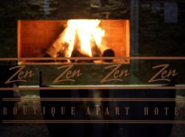 Zen Boutique Apart Hotel, La Paloma