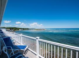 The Sparhawk Oceanfront Resort