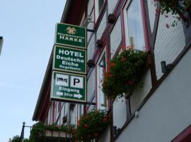 Hotel Deutsche Eiche, Northeim