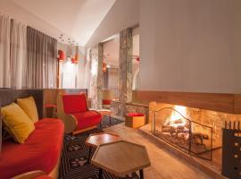 Hôtel Le Royal Ours Blanc, Alpe d'Huez