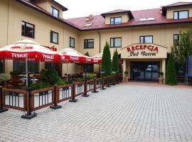 Hotel pod Borem, Głogów Małopolski
