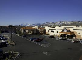 Gold Dust West, Carson City