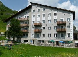 Hotel Grischuna, Bivio