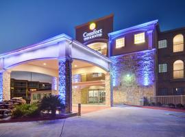 Comfort Inn & Suites Beachfront, Galveston