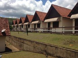Hotel fazenda Dona Nina, Congonhas