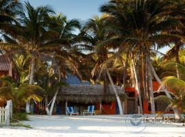 Casa de las Tortugas, El Cuyo