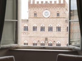Suite Piccolomini, Siena
