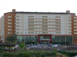 Roza Resort Termal&Hotel, Kozaklı