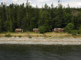 Tsa-Kwa-Luten Lodge, Quathiaski Cove