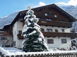 Alpensport Appartement Stubai - Tannenheim