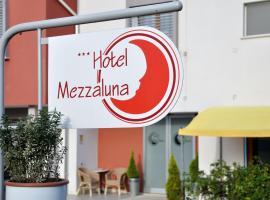 Hotel Mezzaluna, Trévise