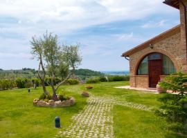 Casa Sandro a Podere Pascianella, Castelmuzio