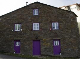 Casa do Rosmaninho, Coja