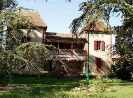 Domaine de Marsan, Parleboscq