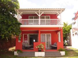 Colibri Beach Villas, Trou d' Eau Douce