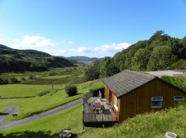 Lagnakeil Highland Lodges, Obana