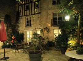 Côté Jardin - Chambres d'hôtes, Senlis