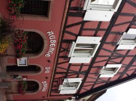 L'Auberge du Brand, Turckheim