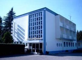 Hotel Garni Trumm, Dillingen an der Donau