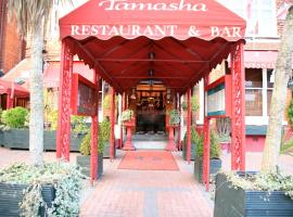 Tamasha Hotel, 브롬리
