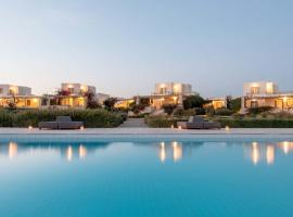 Stagones Luxury Villas, Ambelas