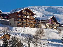 Hotel Bellwald, Bellwald