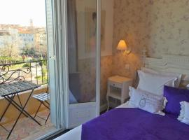 Hotel Relais Du Postillon, Antibes