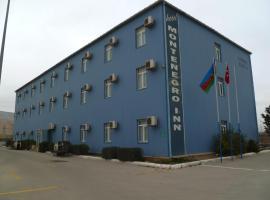 Montenegro Hotel, Baku