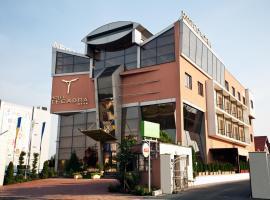Hotel Tecadra, Bucharest