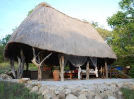 Kisampa Bush Retreat, Saadani
