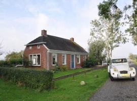 Vakantiehuis 't Warfhoeske, Warfhuizen