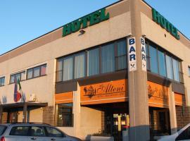 Hotel Agli Alteni, Villafalletto