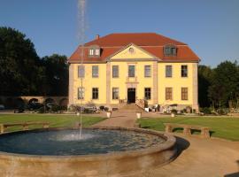 Schloss Mönchhof, Gotha