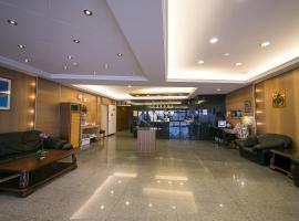 Jiuning Business Hotel, Tainan