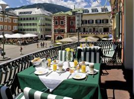 Vergeiner's Hotel Traube, Lienz