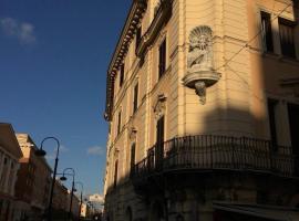 Alibrandi Palace, Civitavecchia