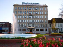 Parkview Hotel, Syracuse