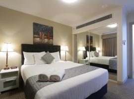 Verandah Apartments, Perth