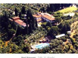 Hotel Villa Le Rondini, Firenze