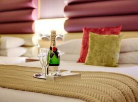 Lea Marston Hotel, Lea Marston