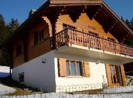Chalet Solina, Icogne