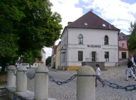 Pension Na Hradbach, Tábor