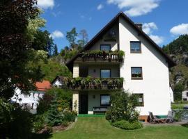 Ferienwohnung Müller, Obertrubach