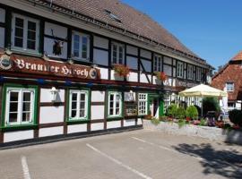 Hotel Brauner Hirsch, Bad Harzburg
