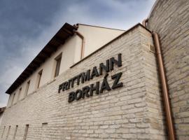 Frittmann Borászat és Panzió, Soltvadkert