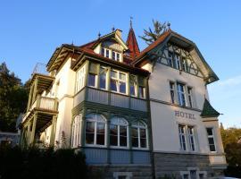 Hotel Garni Villa Rosengarten, Überlingen