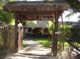 Pousada Villa Maria, Ilha do Mel