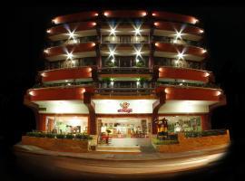 Hotel Las Américas, Morelia