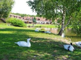 Relais du Silence L'Orée des Chênes, La Ferté-Saint-Aubin