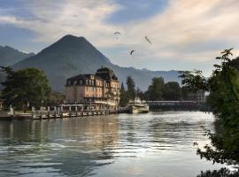 Hotel Du Lac, Interlaken